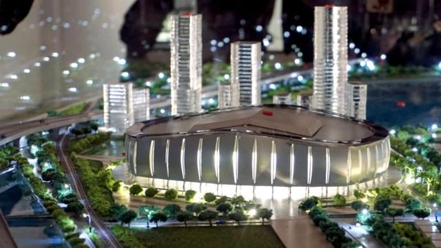 Anies: Stadion Persija Kelak Setara Stadion MU dan Real Madrid (1298883)