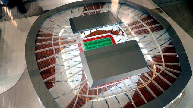 Anies: Stadion Persija Kelak Setara Stadion MU dan Real Madrid (1298882)