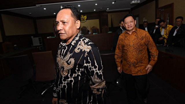Sula Ahmad Hidayat Mus, Sula Zainal Mus, TIpikor Jakarta