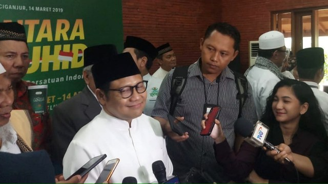 Cak Imin soal Jokowi Turun di Survei Kompas: Aktifkan Kiai-kiai (50945)