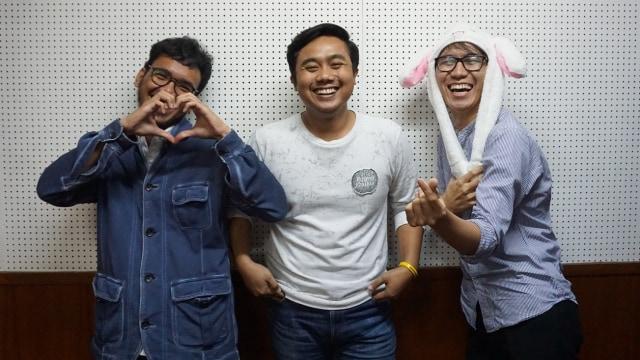(NOT COVER)KONTEN SPESIAL K-POP FANBOY, Fanboy K-Pop di Jakarta