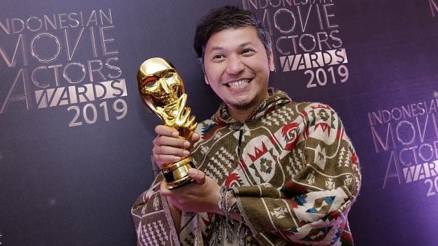 Indonesia Movie Actor Award 2019, Gading Marten