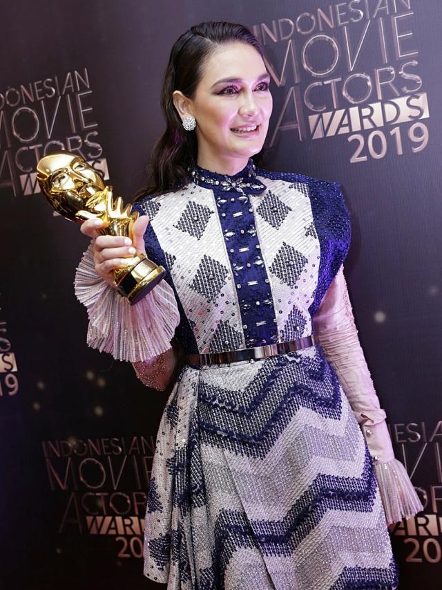 Indonesia Movie Actor Award 2019, Luna Maya (NOT COVER)