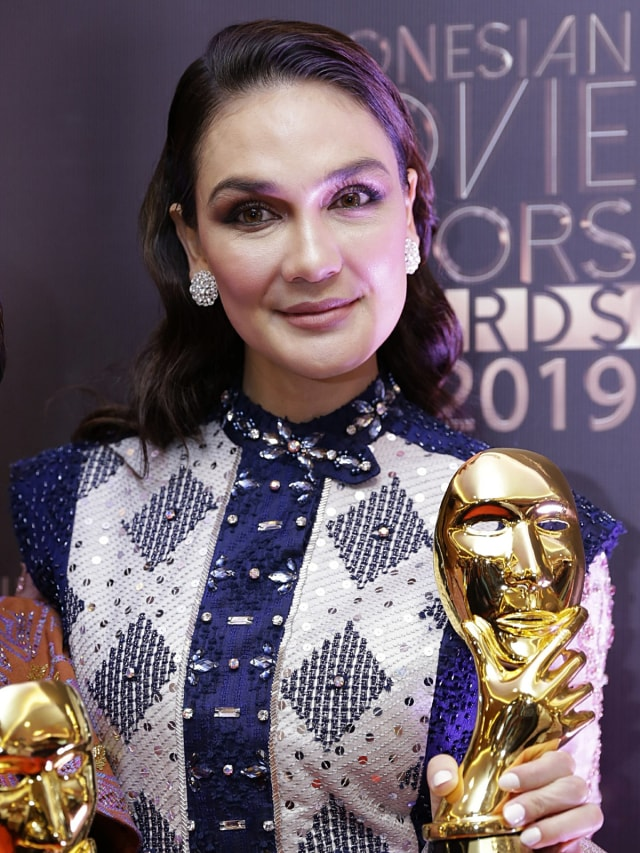 Indonesia Movie Actor Award 2019, Luna Maya (NOT COVER)