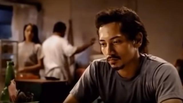 Fauzi Baadila di Film '9 Naga'