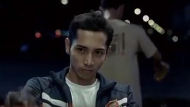 Fauzi Baadila di Film 'Tentang Dia'