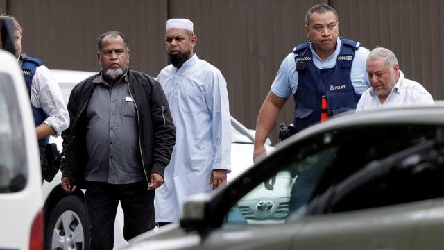 Penembakan Masjid di Christchurch, Selandia Baru