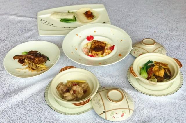 Makanan JW Marriott