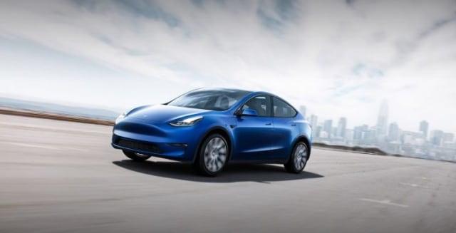 Pemuda di AS 'Curi' Listrik Demi Mobil Tesla-nya (134039)