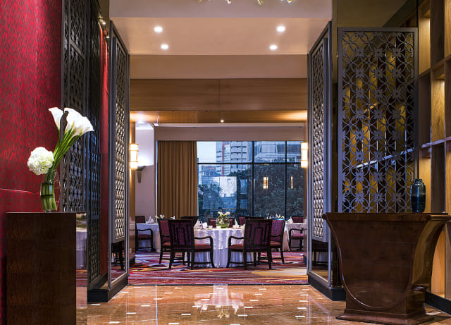 Pearl Chinese Restaurant, JW Marriott.