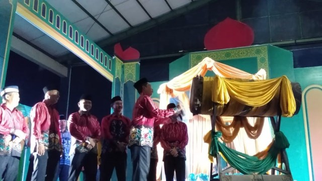 259 Kafilah Adu Tangkas di MTQ ke-51 Kota Banjarmasin (194329)