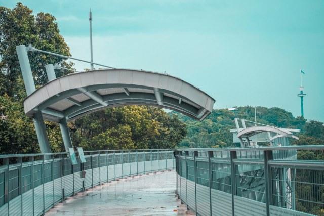 com-Fort Siloso Skywalk