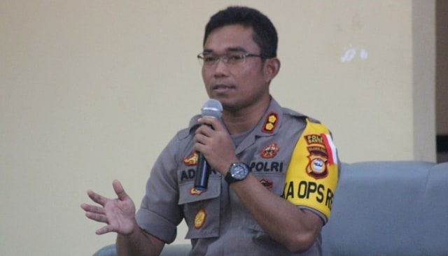 Kapolres Bantaeng: Tewasnya Kader PBB Tak Berkaitan Politik (98652)