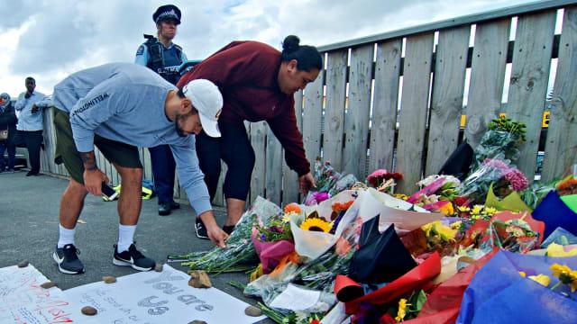 Penembakan Masjid di Christchurch, Selandia Baru, Duka