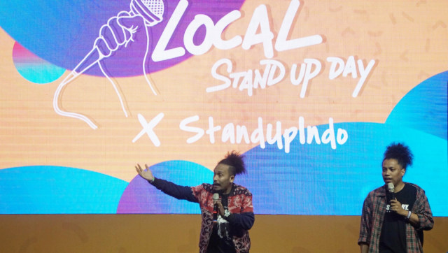 Local Standup Day 2019