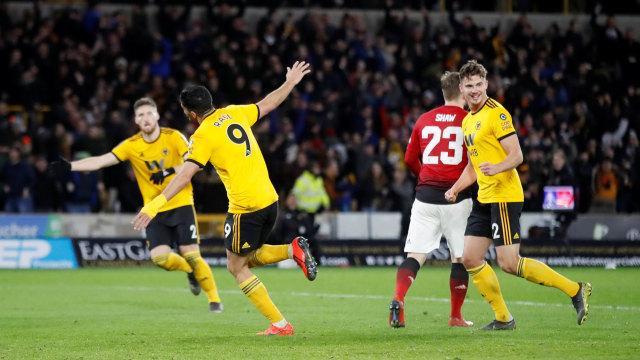 Wolves vs United