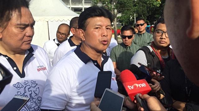 Ari Dono, Milenials Anti Hoax, Jakarta Pusat
