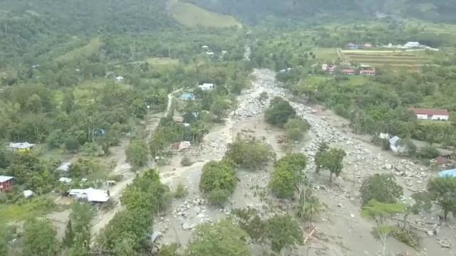 Banjir bandang Sentani, Jayapura