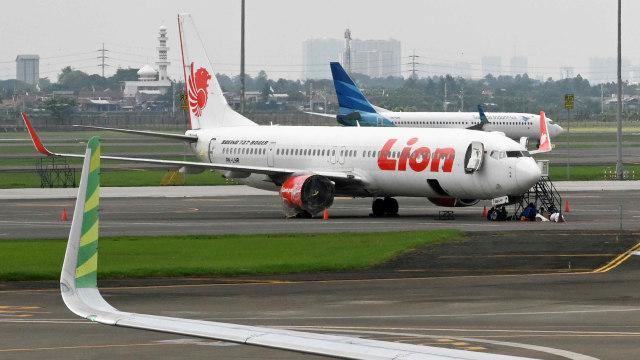 LIPSUS, Airasia, Lion Air, Garuda Indonesia