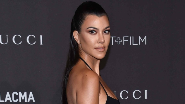 Kourtney Kardashian: Aku Tidak Suka Menjadi Selebriti (94898)