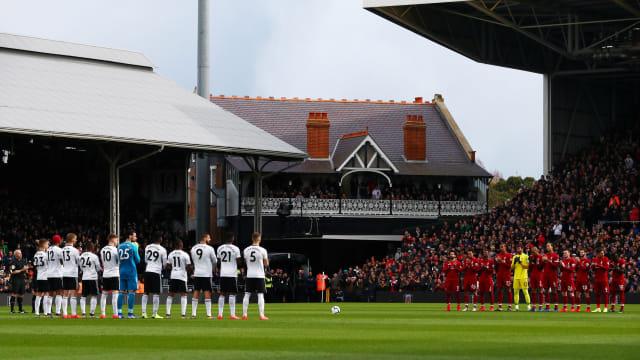 Fulham vs Liverpool