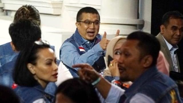 Debat Ketiga Cawapres, Pemilu 2019, Erwin Aksa