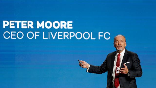 Liverpool, Peter Moore