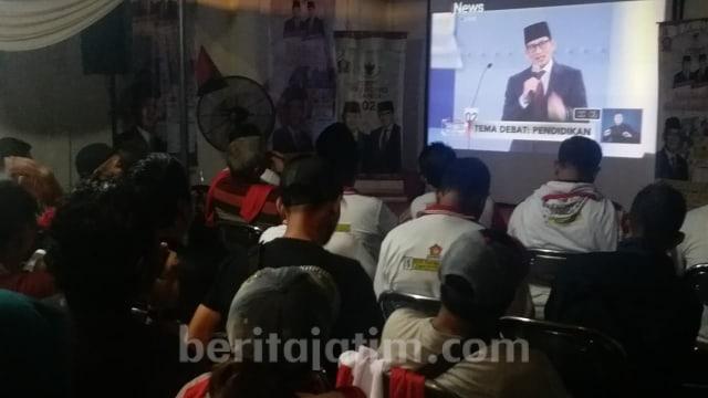 Bambang Haryo Klaim Sandiaga Lebih Unggul di Debat Cawapres (27830)