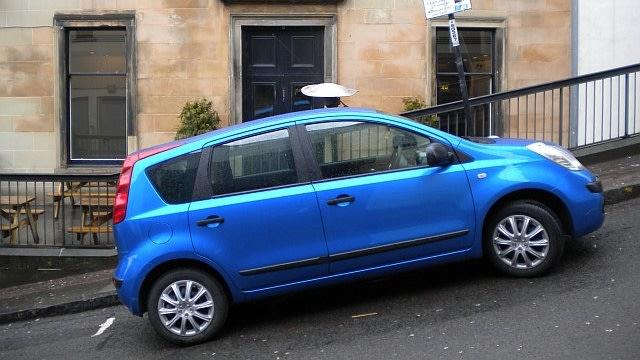 Otomotif, tips otomotif, parkir