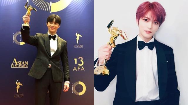 Park Seo Joon dan Kim Jaejoong Raih Penghargaan di Asian Film Awards (123138)