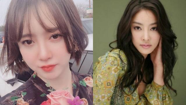 Ku Hye Sun Jang Ja Yeon