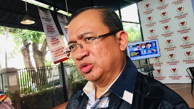 Wakil Ketua BPN Prabowo-Sandi, Priyo Budi Santoso, Analisis Debat Ketiga Pilpres 2019