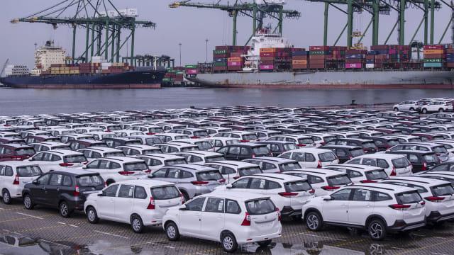 Ekspor Otomotif Indonesia Januari-April 2021 Sentuh USD 3,13 Miliar (26271)