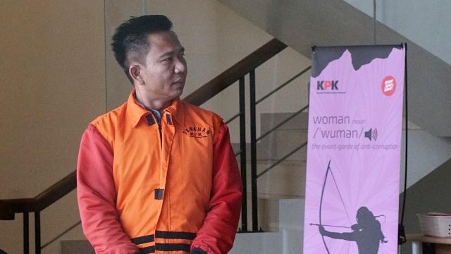 Mantan Sekretaris Dinas PUPR Kabupaten Mesuji, Wawan Suhendra, Pemeriksaan Lanjutan, Gedung KPK