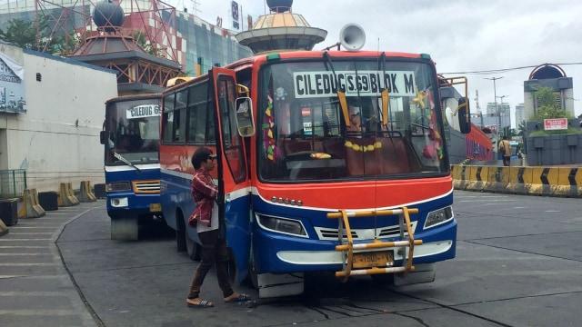Moderigtigt Rapor Merah MetroMini di Jakarta: Rawan Copet dan Sopir Tak Punya BF71