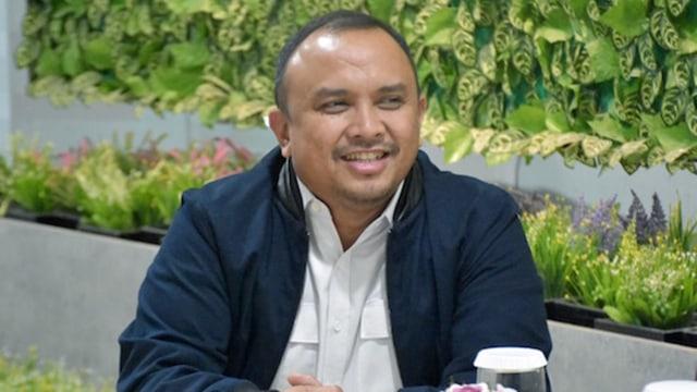 Direktur Utama BAKTI, Anang Latief