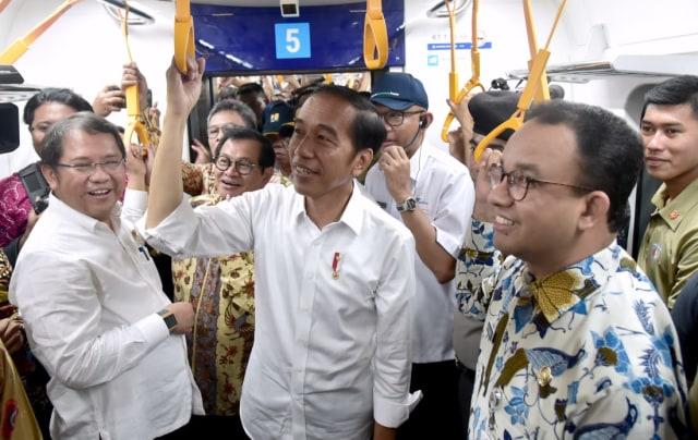 Tarif MRT Belum Putus, Anies Tak Berniat Minta Subsidi ke Pemerintah (436263)