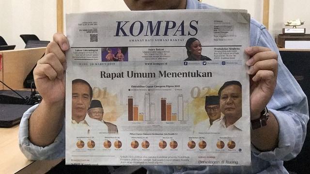 Kompas Yakin Surveinya soal Jokowi Menurun dan Prabowo Menguat Akurat (52993)