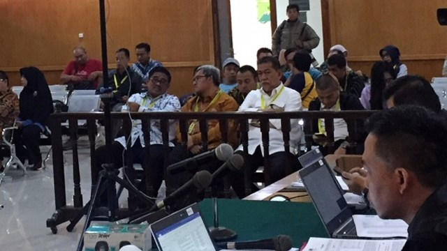 Aher Mengaku Pernah Bertemu CEO Lippo Group James Riady Bahas Meikarta (29664)