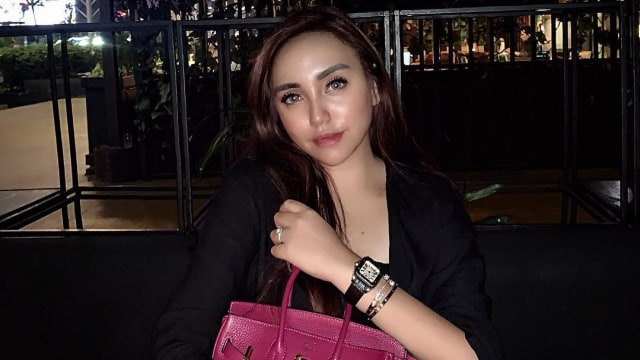 Salmafina Sunan Klarifikasi soal Video Dugaan Sedang Mabuk (10876)