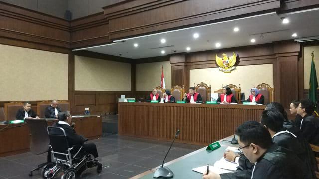 Dirut PT WKE, Budi Suharto, Didakwa Suap 4 Pejabat PUPR Rp 4,91 M (742546)