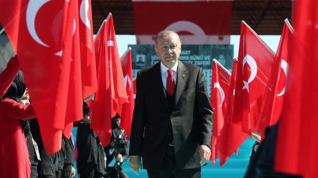 Dituduh Pro-Kurdi, 3 Wali Kota di Turki Dipecat (264599)