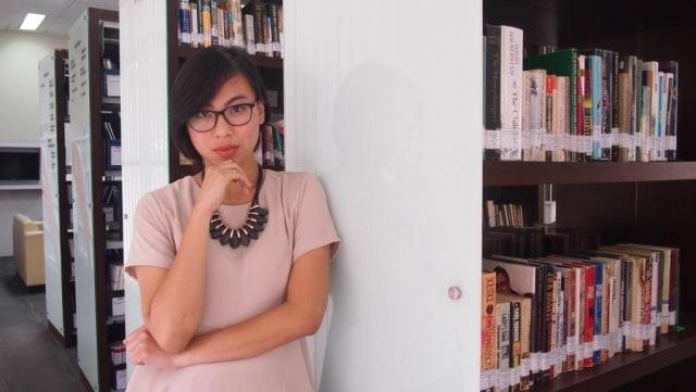 Inspiratif! Wanita Ini Pimpin Biro Tersibuk Di President University (41170)