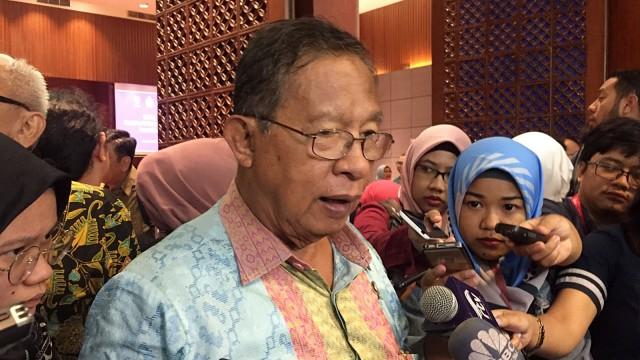 Menteri Koordinator Bidang Perekonomian, Darmin Nasution, Kementerian Luar Negeri