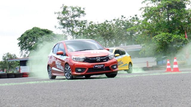 Honda Siap Bikin Konsumsi BBM Brio Makin Irit (117180)