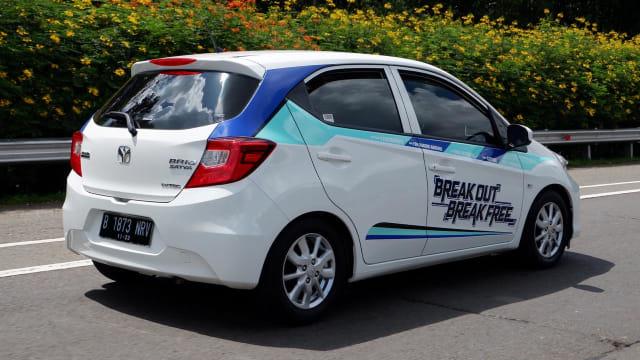 Honda Siap Bikin Konsumsi BBM Brio Makin Irit (117178)