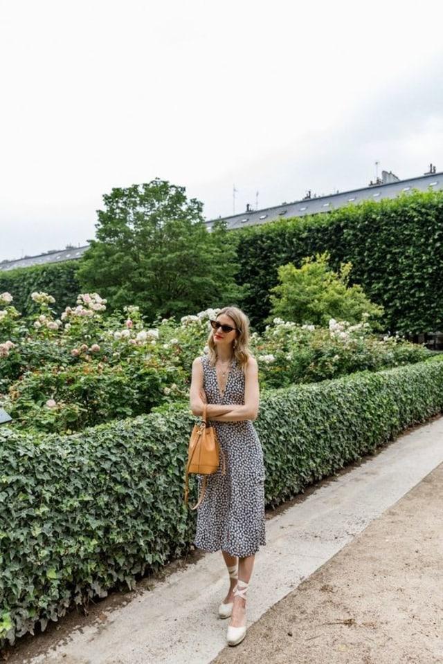 Tips Berpakaian Ala Wanita Paris (932246)