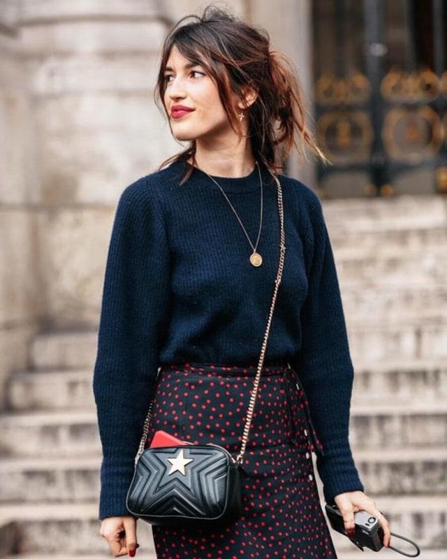 Tips Berpakaian Ala Wanita Paris (932249)