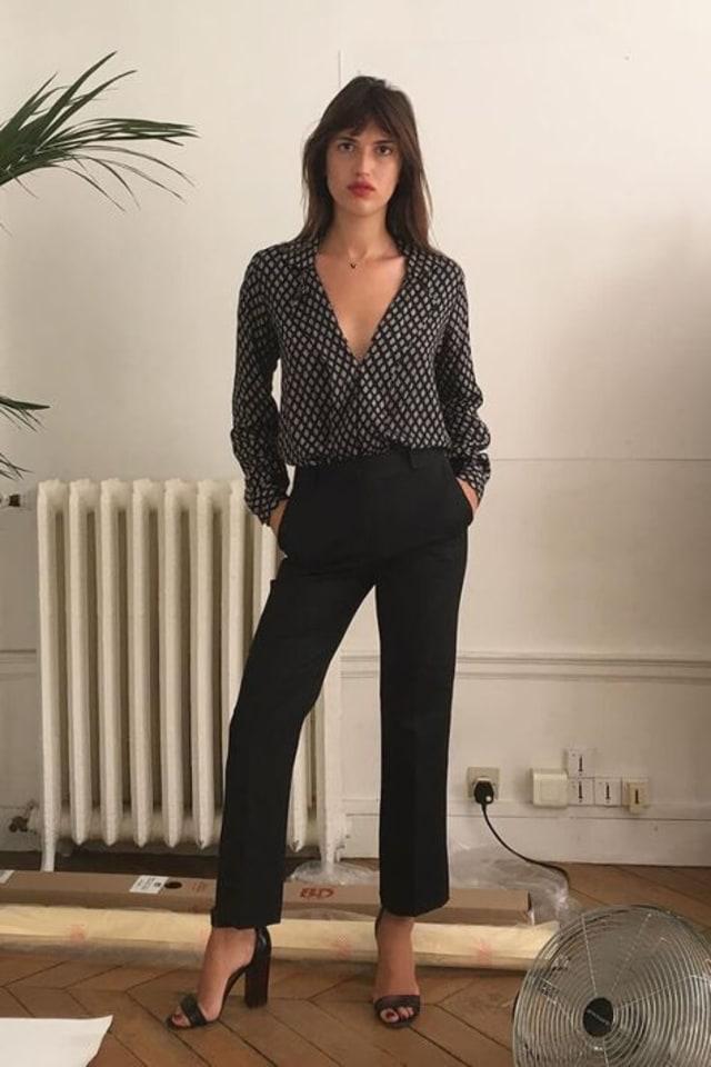 Tips Berpakaian Ala Wanita Paris (932248)