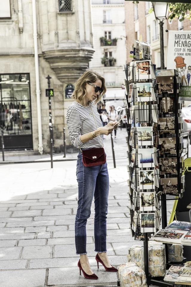 Tips Berpakaian Ala Wanita Paris (932250)